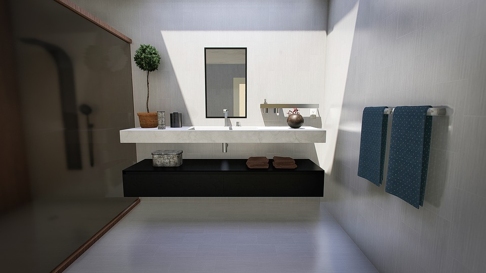 How to Make Bathroom Walls Look Stunning?